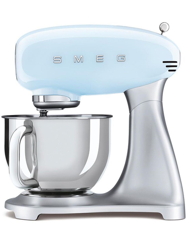 SMEG SMF01PBEU keukenmachine pastelblauw